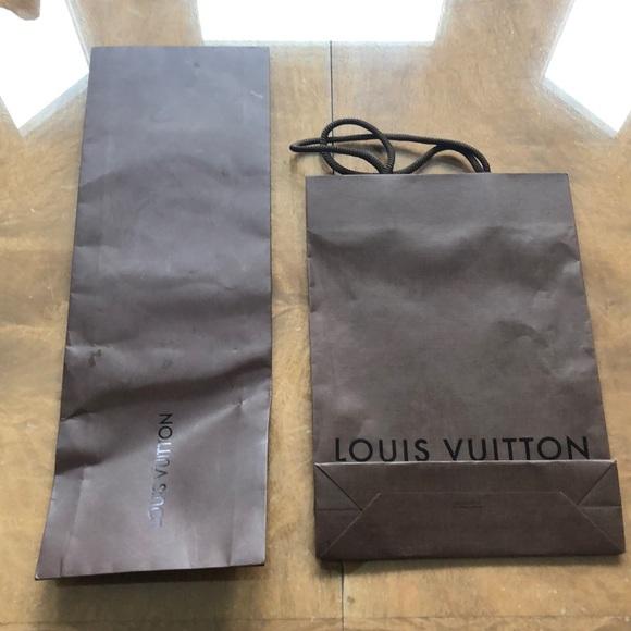 Louis Vuitton Handbags - Louis Vuitton Small Shopping Bag and Tie Sleeve